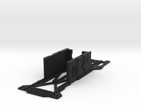 Walkera Runner 250 'BATTERY TRAY' RACING EDITION in Black Strong & Flexible
