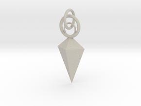 Arrow  in Sandstone