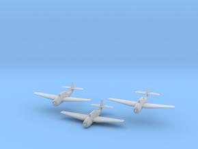 Grumman TBF/TBM 'Avenger' 1/200 x3 in Smooth Fine Detail Plastic