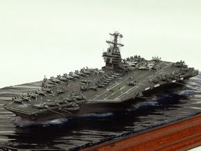 Gerald R. Ford hull 1/1250 in Smooth Fine Detail Plastic