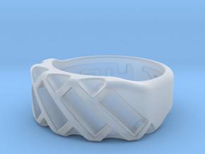 US6 Ring XVII: Tritium in Smooth Fine Detail Plastic
