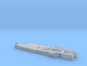 HMAS Vampire 1/350 Aft Superstructure in Smoothest Fine Detail Plastic