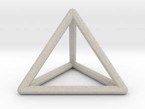 Tri-Ring (Medium) in Natural Sandstone