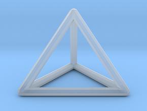 Tri-Ring (Medium) in Smooth Fine Detail Plastic