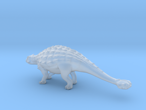 Jurassic World Dinosaurs Ankylosaurus Model A.01 in Smooth Fine Detail Plastic