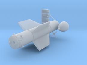 3811GBU-57A/B Massive Ordnance Penetrator (MOP) in Smoothest Fine Detail Plastic