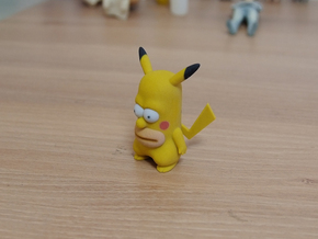 Homerchu in Full Color Sandstone