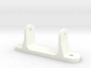 Minimalistic Emax Nighthawk 280 - Camera Mount in White Processed Versatile Plastic