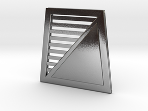 030103 3e in Polished Silver