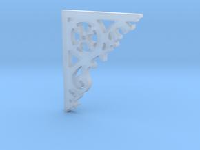 VictorianCorner - 004 1:12 scale in Smooth Fine Detail Plastic