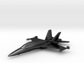 McDonnell Douglas F/A-18 Hornet F-18 Gold & precio in Polished and Bronzed Black Steel