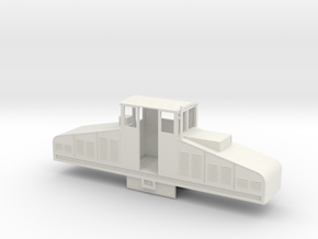 B-1-55-crochat-50cm-loco1 in White Natural Versatile Plastic
