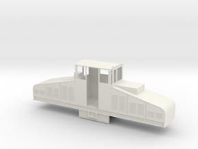 B-1-32-crochat-50cm-loco1 in White Natural Versatile Plastic