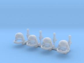EQ04 BSG Equipment (28mm) in Smooth Fine Detail Plastic