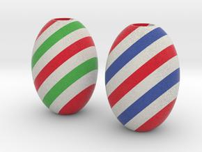 DRAW HC ornaments - color E solid in Full Color Sandstone