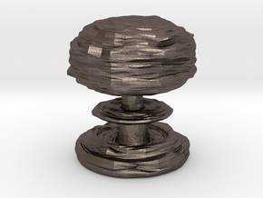 Mushroom Cloud in Stainless Steel