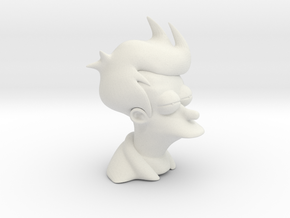 Futurama New in White Natural Versatile Plastic