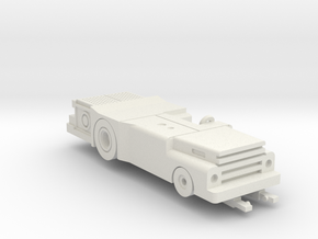 028C MD-3 Tow Tractor 1/96 in White Strong & Flexible
