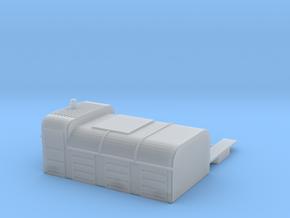 1:120 Aufbau Hochdruckspühlwagen HDS 120 IFA  W50 in Smooth Fine Detail Plastic