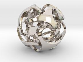 OCTA N CUBE in Platinum