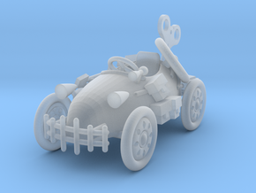 Car Adventure in Smooth Fine Detail Plastic