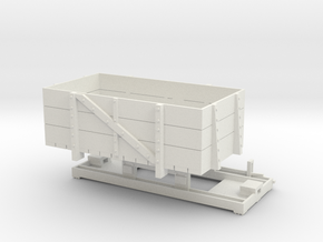 A-1-32-wdlr-b-class-wagon2a in White Natural Versatile Plastic