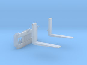 988 Forks Revise in Smooth Fine Detail Plastic