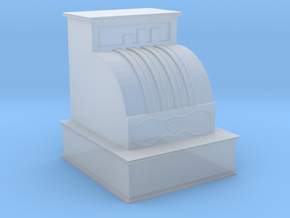 Cash Register - HO 87:! Scale in Smooth Fine Detail Plastic