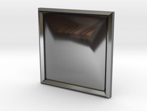S-BASICCHAMX2 in Fine Detail Polished Silver