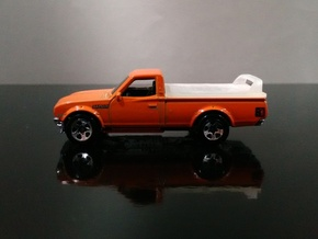 Datsun 620 Hard cover Hotwheels in Smoothest Fine Detail Plastic