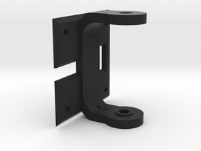 Active Hinge Frame in Black Natural Versatile Plastic