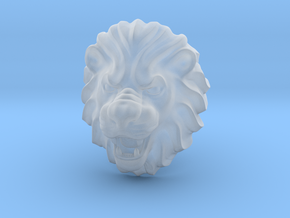 LION RING SIZE 9 1/4 in Smoothest Fine Detail Plastic