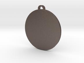 Pangea Pendant in Stainless Steel
