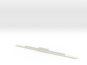 ME83-TANGENT-12 in White Natural Versatile Plastic