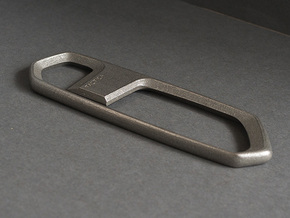 Tactica One™ Premium bottle opener in Stainless Steel