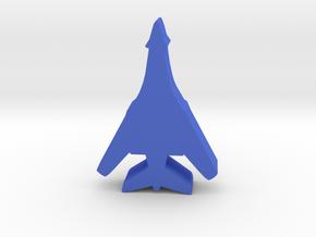 Game Piece, Blue Force Lancer Bomber in Blue Processed Versatile Plastic