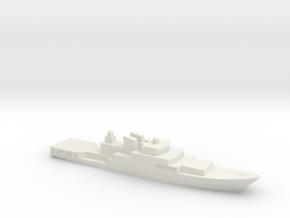 Haijing/CCG-1305 Patrol Ship, 1/3000 in White Natural Versatile Plastic