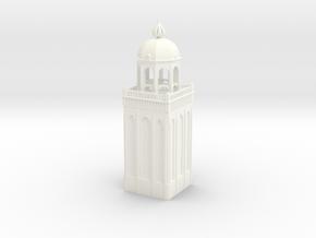 Lebuinustoren Deventer 3DWP in White Processed Versatile Plastic