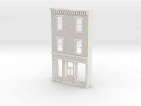 PHILLY- AVE STORE 3s 87 Brick in White Natural Versatile Plastic