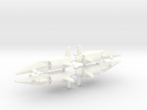 Tyrfing 1-1000 Flight in White Processed Versatile Plastic
