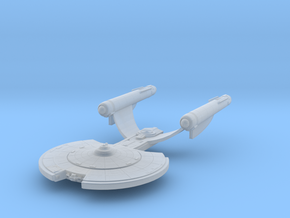 Akyazi Class Destroyer in Smooth Fine Detail Plastic