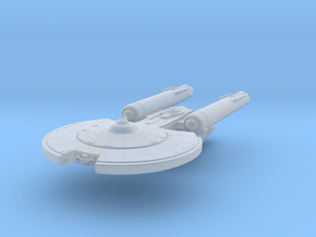 Carter Class V Cruiser in Smooth Fine Detail Plastic