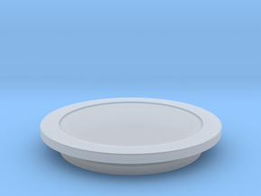 Modeling Coasters in Smooth Fine Detail Plastic