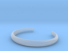 Ripple Cuff in Smooth Fine Detail Plastic