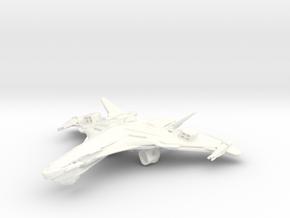 Ramval Class WarBird in White Processed Versatile Plastic