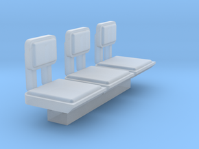 LloydCarrierSeats in Smooth Fine Detail Plastic