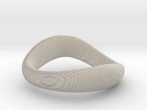 Ring Slice in Natural Sandstone