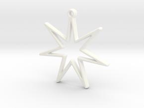 S7-2 in White Processed Versatile Plastic