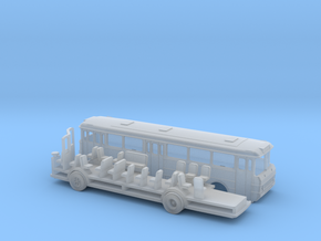 Ikarus 556 Spur N 1:160 in Smooth Fine Detail Plastic