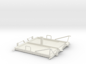 01-Folded LRV - Central Platform in White Natural Versatile Plastic